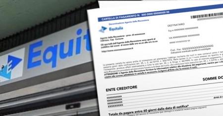Annullate le Cartelle Equitalia fino a 2.000 euro