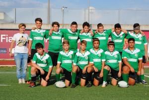 La Squadra Under 14 del Torvajanica Rugby adottata dallo Studio Aquilino