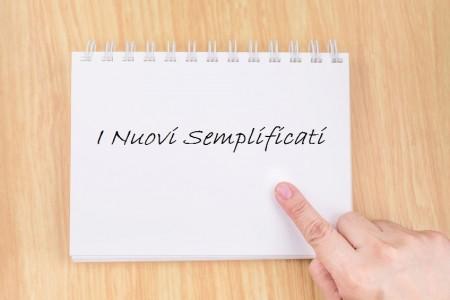 I Nuovi Semplificati