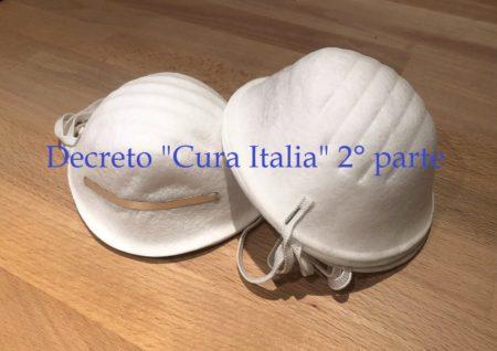 """Decreto """"Cura Italia"""" – Seconda parte: Lavoratori Dipendenti e Autonomi"""