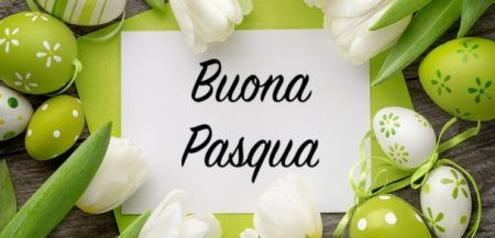 Buona Pasqua…in attesa di ripartire
